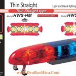 Den Light Bar Xe Uu Tien Patlite HWS-HM