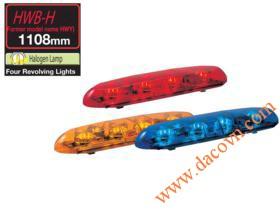 Đèn báo hiệu xe cảnh sát, cứu thương Patlite 1108mm: HWB-12H