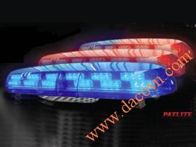 Đèn báo hiệu xe cảnh sát, cứu thương Patlite 1108mm: ILB-12LJW-FS014