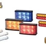 Đèn LED chiếu sáng Patlite, Bảng chọn Đèn LED chiếu sáng Patlite