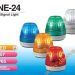 Den bao hieu canh bao tin hieu Patlite NE-24, Đèn báo hiệu cảnh báo tín hiệu Patlite Φ57, LED, IP65, NE-24