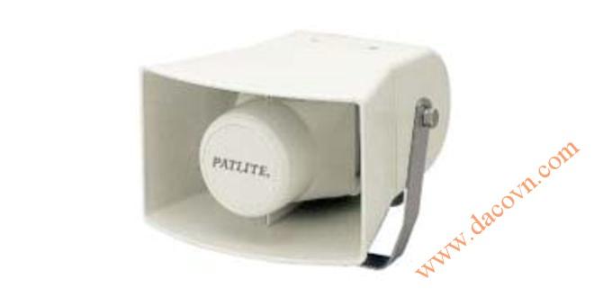 Loa báo hiệu Patlite 5W, 8Ω, hình loa, SPW-5E