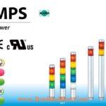 MPS Den thap bao hieu Patlite MP-MPS phi 30