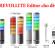 Phần mềm RevoLite Editor cho đèn tháp đa mầu, thời gian LA6