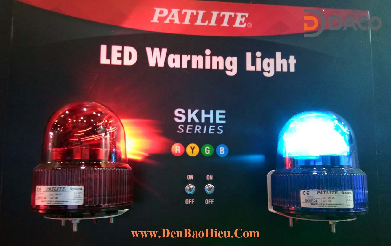 Den quay bong LED cho xe nang SKHE-RYGB