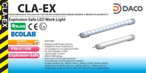 Den LED chieu sang phong no Patlite CLA-Ex