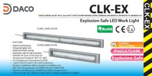 Den LED chieu sang phong no Patlite CLK-Ex