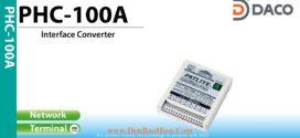 Bộ giao tiếp điều khiển Đèn Loa Còi Patlite PHC 8 Cổng Ra