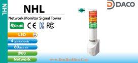 Đèn tháp kết nối điều khiển qua mạng LAN Patlite NHL