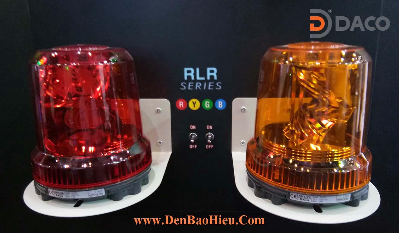Den quay bong LED cho xe cong trinh RLR-R-A