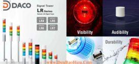 LR7-Đèn tháp Patlite Bóng LED Φ70 IP65 Ghép Module LR7