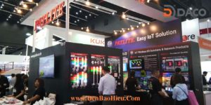 ThaiLand Exhibition Patlite 2017